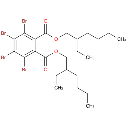 Bis(2-ethylhexyl) Tetrabromophthalate; TBPH; Pyronil 45; DP 45