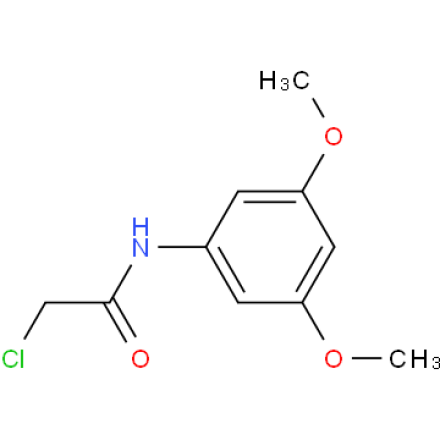 2-chloro-N-(3,5-dimethoxyphenyl)acetamide