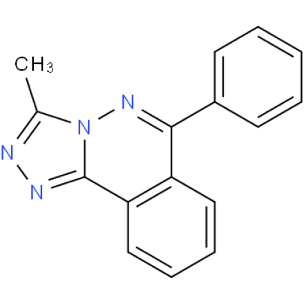 3-methyl-6-phenyl[1,2,4]triazolo[3,4-a]phthalazine